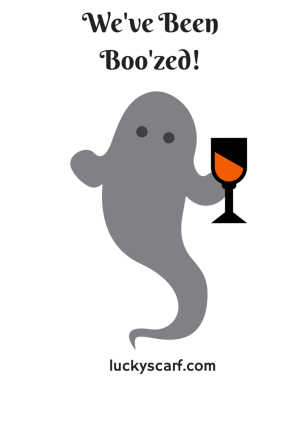 You've Been Boo'zed – Free Printables! | LuckyScarf